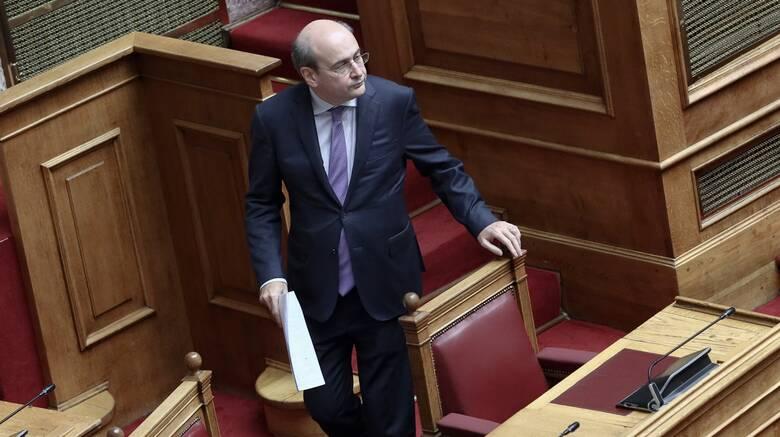 Χατζηδάκης: Και αναδρομικά η εθνική σύνταξη - Ανταποδοτικές με «ρίσκο» οι επικουρικές