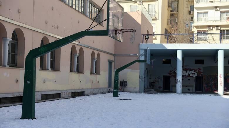 Κακοκαιρία «Μήδεια»: Ποια σχολεία θα είναι κλειστά αύριο