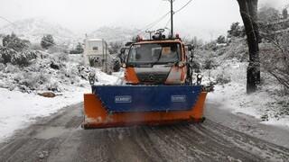 Κακοκαιρία «Μήδεια»: Έκτακτη σύσκεψη για την επέλαση του χιονιά στην Αττική