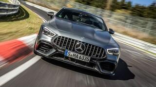 H πιο ισχυρή Mercedes στη μέχρι τώρα ιστορία της μάρκας θα είναι plug-in υβριδική με 800+ ίππους
