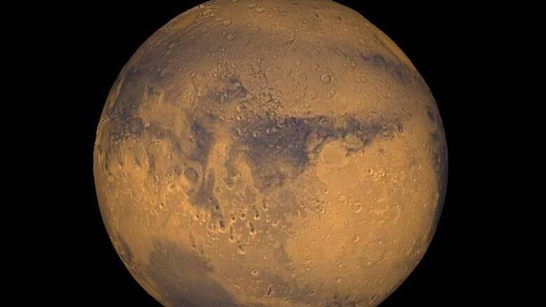 Το διαστημικό σκάφος Hope έστειλε την πρώτη του φωτογραφία από τον πλανήτη Άρη