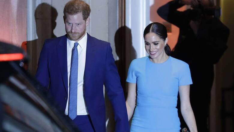 Ο πρίγκιπας Χάρι και η Μέγκαν περιμένουν το δεύτερο παιδί τους