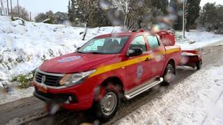 Κακοκαιρία «Μήδεια»: Νέα έκτακτη σύσκεψη για την αντιμετώπιση του χιονιά