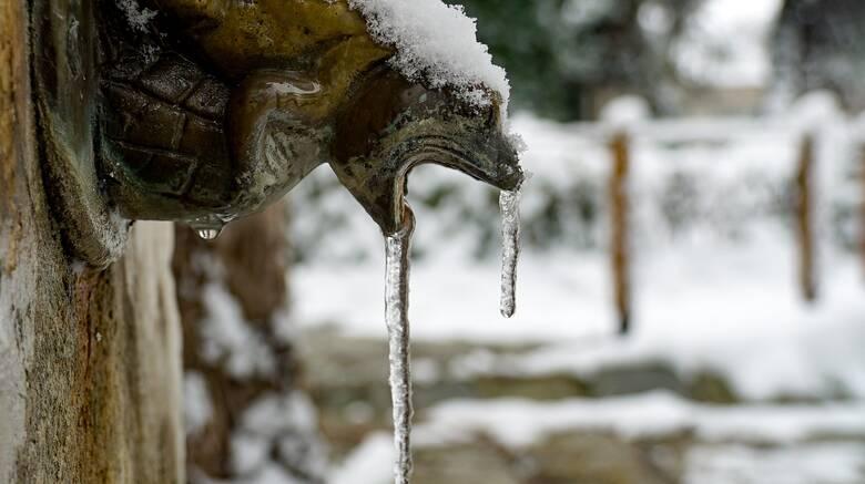 Κακοκαιρία «Μήδεια»: Στους μείον 20 βαθμούς Κελσίου η ελάχιστη θερμοκρασία στην Κοζάνη