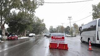 ΟΑΣΑ: Μεταβολές και τροποποιήσεις λεωφορειακών γραμμών λόγω έντονων χιονοπτώσεων