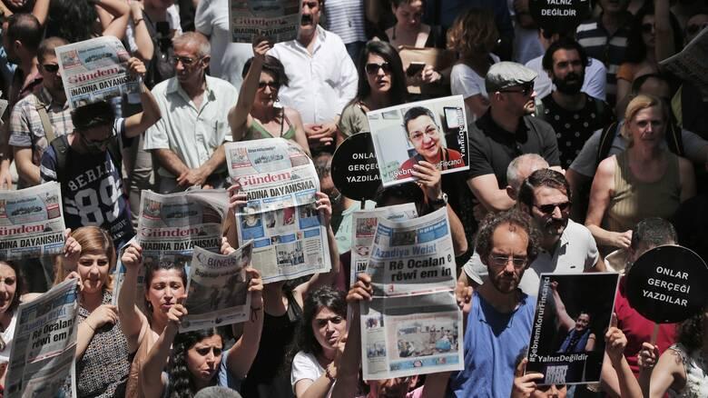 Τουρκία: Αυστηρές ποινές φυλάκισης κατά τεσσάρων στελεχών φιλοκουρδικής εφημερίδας