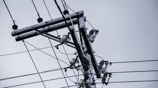 Κακοκαιρία «Μήδεια»: Προβλήματα στην ηλεκτροδότηση και τσουχτερό κρύο στα Χανιά