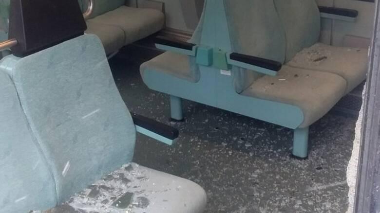 Κακοκαιρία «Μήδεια»: Δέντρο έπεσε σε τρένο - Αγώνας δρόμου για τη λειτουργία του Προαστιακού