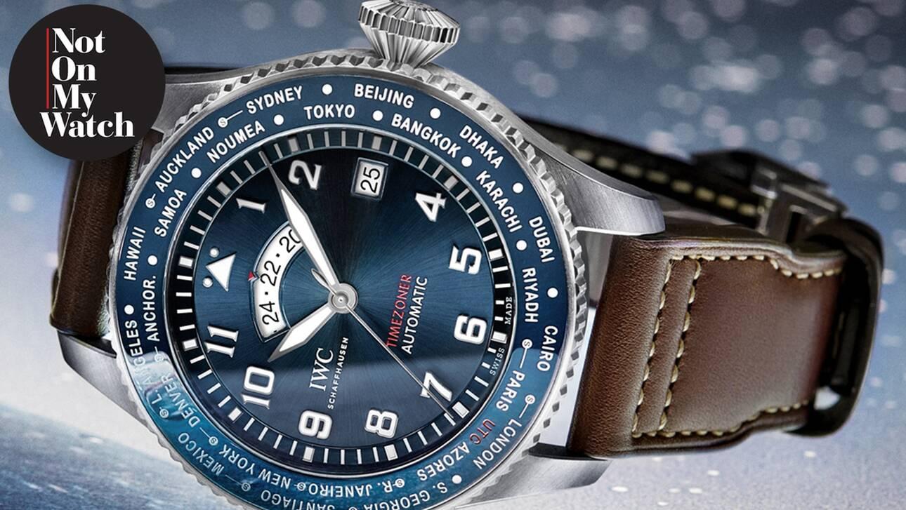 Ένα ρολόι που θα εκτιμήσουν λίγο παραπάνω οι fans του «Mικρού Πρίγκιπα»