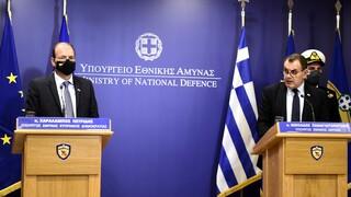 Ν. Παναγιωτόπουλος: Ταύτιση Αθήνας - Λευκωσίας στους στόχους για τα εθνικά θέματα