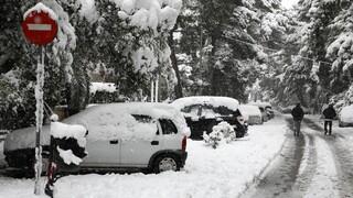 Κακοκαιρία «Μήδεια»: Σε κατάσταση έκτακτης ανάγκης ο Δήμος Διονύσου