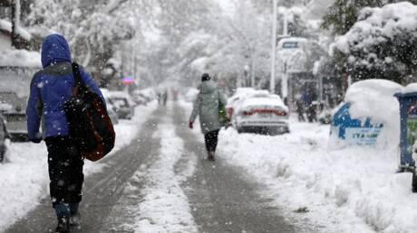 Κακοκαιρία «Μήδεια»: Χιονοπτώσεις και παγετός - Πότε εξασθενούν τα φαινόμενα