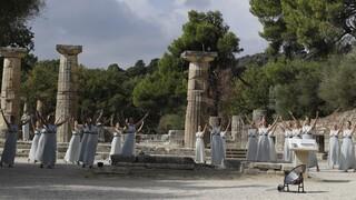 Αρχαία Ολυμπία: Η Περιφέρεια αναλαμβάνει την αναστήλωση του αρχαίου Γυμνασίου