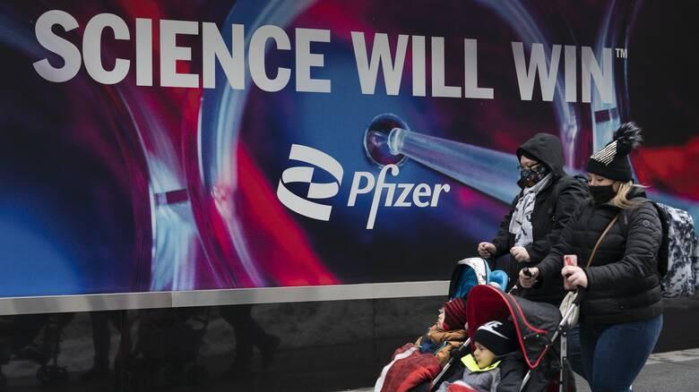 Οριστικό: Συμφωνία για 200.000.000 εμβόλια επιπλέον στην ΕΕ υπέγραψε η Pfizer/BioNTech