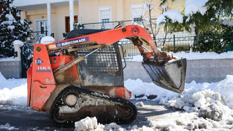 ΣΥΡΙΖΑ: Το χιόνι σκέπασε το μύθο της αριστείας - Υπεύθυνοι Μητσοτάκης και Πατούλης για το χάος