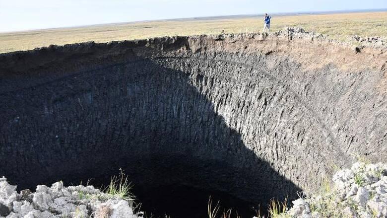 Το μυστήριο της Σιβηρίας: Οι επιστήμονες ξεκλειδώνουν τα μυστικά των τεράστιων κρατήρων