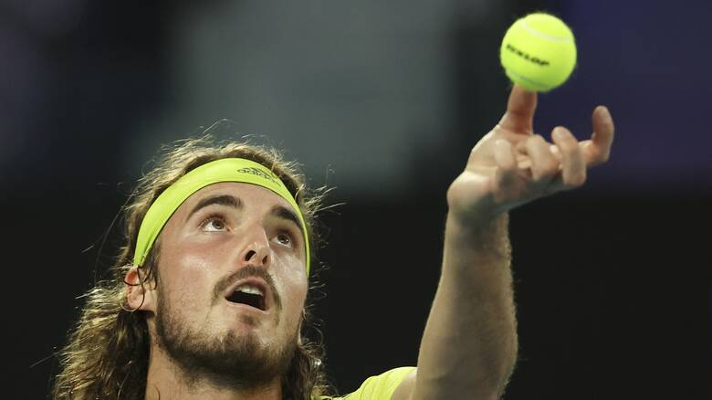 Αυστραλιανό Open: Συγκλονιστική νίκη Τσιτσιπά κόντρα στον Ναδάλ