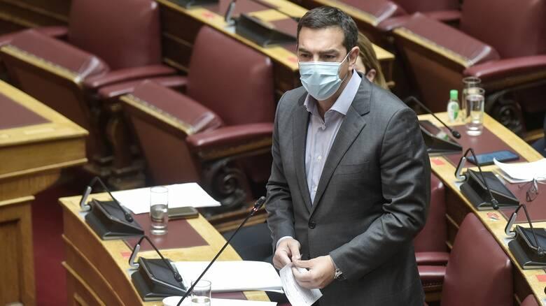 Κακοκαιρία: Σφοδρή αντιπαράθεση κυβέρνησης - Τσίπρα για το επιτελικό κράτος