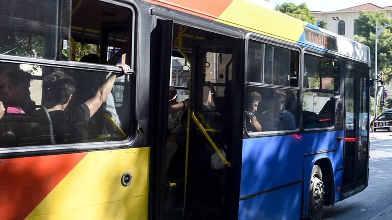 Θεσσαλονίκη: Επιβάτης λεωφορείου τραυματίστηκε όταν έπεσε καυτό νερό πάνω της