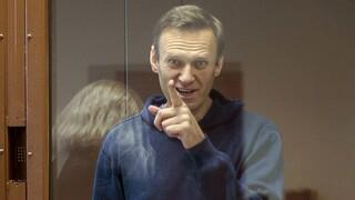 Το Δικαστήριο Ανθρωπίνων Δικαιωμάτων ζητά την απελευθέρωση του Ναβάλνι