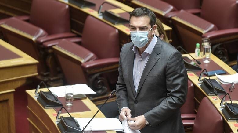 Ο τρόπος ψηφοφορίας στη Βουλή στο επίκεντρο της συνάντησης Τασούλα - Τσίπρα