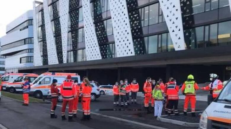Έκρηξη με τρεις τραυματίες στα κεντρικά του Lidl στη Γερμανία