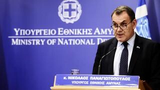 Παναγιωτόπουλος: Η Ελλάδα υπέρ της ειρηνικής επίλυσης οποιασδήποτε διαφοράς