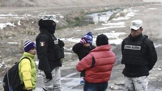 Μετανάστρια πέθανε επιχειρώντας να διασχίσει ποταμό στα σύνορα Μεξικού - ΗΠΑ