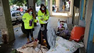 Δήμος Αθήνας: Υποστήριξη στους άστεγους - Πάνω από 500 κλήσεις από πολίτες για παροχή βοήθειας