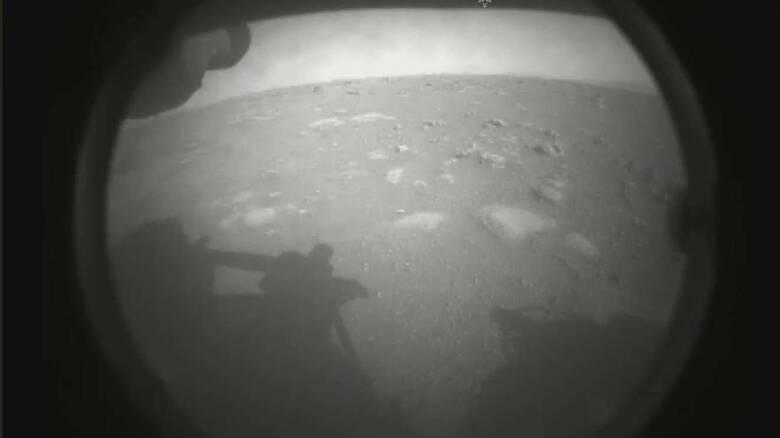 NASA:  Η ιστορική προσεδάφιση του Perseverance στον πλανήτη Άρη
