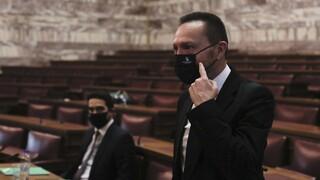 Την πρόταση για «bad bank» παρουσίασε στη Βουλή ο Γιάννης Στουρνάρας