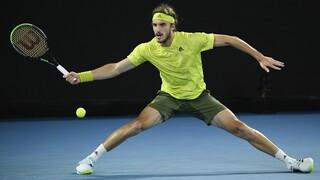 Australian Open: Αποκλείστηκε ο Τσιτσιπάς - Νικητής με 3-0 ο Μεντβέντεφ