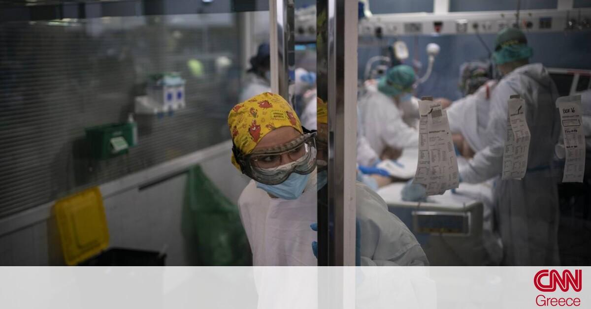 Κορωνοϊός: Νέο «άλμα» με 1.460 νέα κρούσματα και 28 θανάτους – Στους 325 οι διασωληνωμένοι