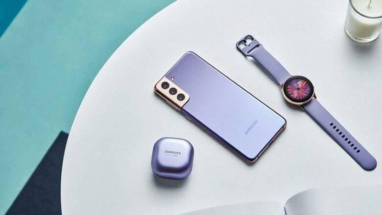Έμφαση στις 5G συσκευές δίνει και στην Ελλάδα η Samsung
