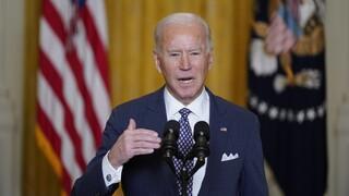 «Η Αμερική επέστρεψε» δηλώνει ο Τζο Μπάιντεν στην Ευρώπη