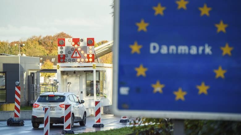Κορωνοϊός: Κλείνει η Δανία συνοριακές διελεύσεις με τη Γερμανία λόγω βρετανικής μετάλλαξης
