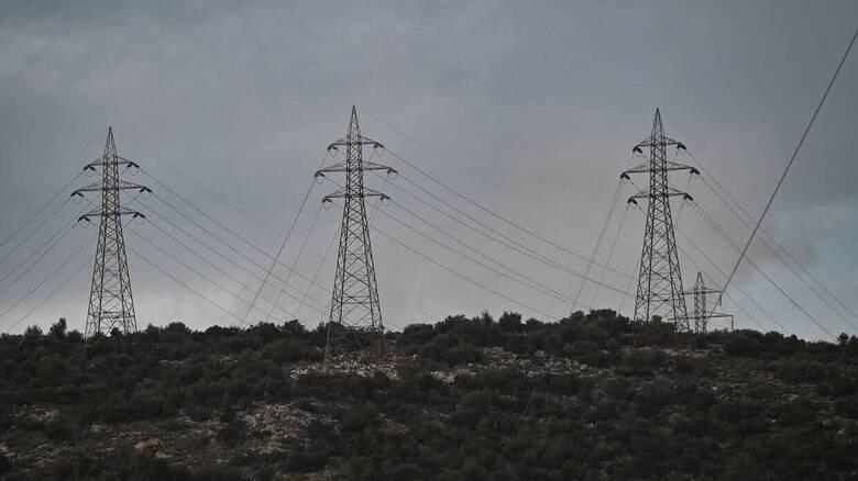 Το αποψιλωμένο δίκτυο διανομής ηλεκτρικής ενέργειας αποκάλυψε η «Μήδεια»