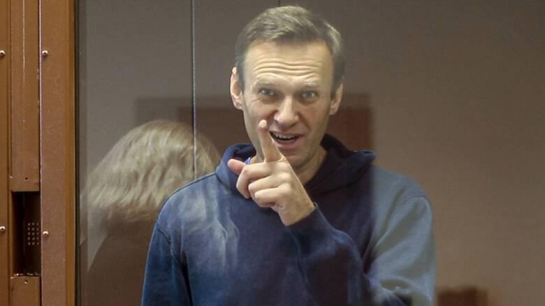 Διπλή δικαστική μάχη σήμερα για Ναβάλνι
