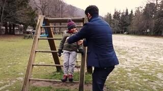 Συνεπιμέλεια - «Δυνατά Συναισθήματα»: Ένα ιταλικό τραγούδι αφιερωμένο στους μπαμπάδες