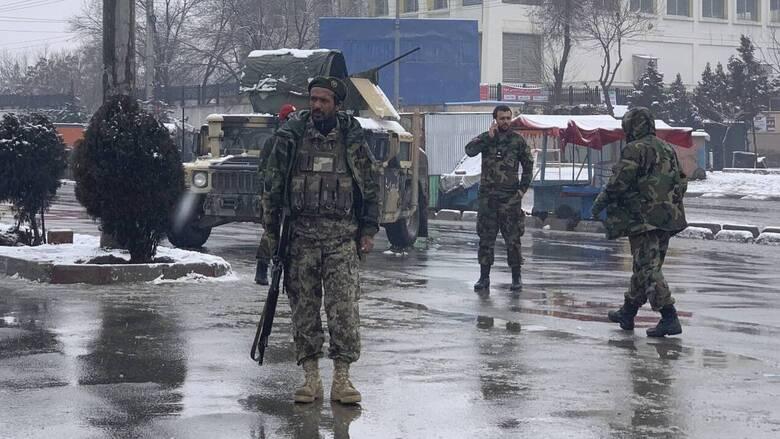 Αφγανιστάν: Τουλάχιστον πέντε νεκροί σε τρεις διαδοχικές εκρήξεις στην Καμπούλ