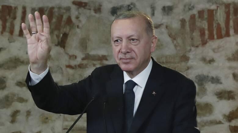 Νέα επίθεση Ερντογάν κατά ΗΠΑ – Τηλεοπτικό σταθμό εγκαινίασε το τουρκικό λόμπι