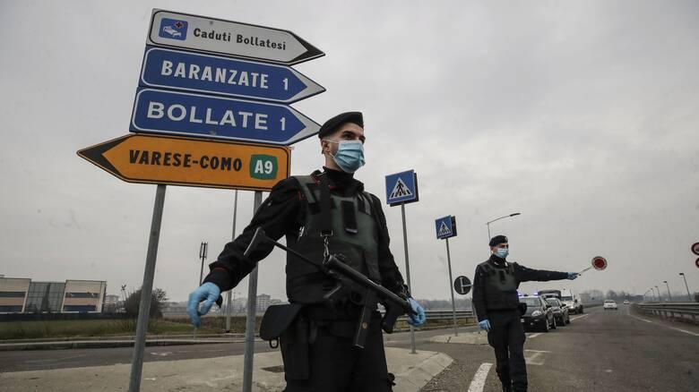 Κορωνοϊός - Ιταλία: Παρατείνεται η απαγόρευση μετακίνησης μεταξύ των περιφερειών