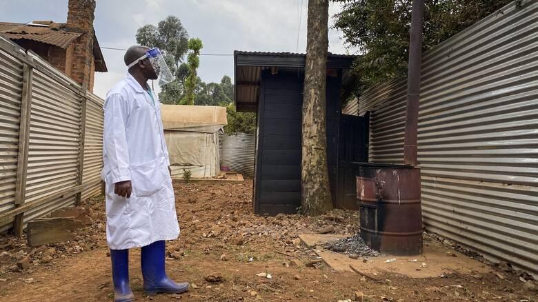 Στους τέσσερις οι νεκροί από Έμπολα στο Κονγκό - Αντίσταση στα υγειονομικά μέτρα
