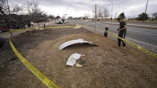 Καθηλώνει τα Boeing 777 της η United Airlines - Μαρτυρίες για το πρωτοφανές ατύχημα στο Ντένβερ