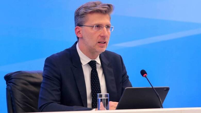 Σκέρτσος για υπόθεση Λιγνάδη: Την ίδια μέρα της συνέντευξης ζητήθηκε και δόθηκε η παραίτηση