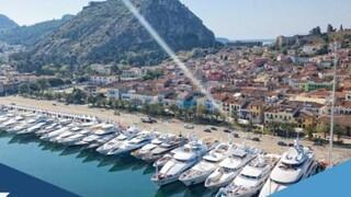 Ακυρώνεται το Mediterranean Yacht Show 2021 που θα πραγματοποιείτο τον Απρίλιο στο Ναύπλιο