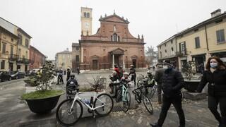 Κορωνοϊός - Ιταλία: Ένας χρόνος συμπληρώθηκε από το πρώτο lockdown