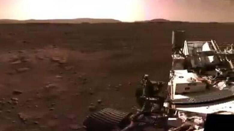 NASA: Εντυπωσιακό οπτικό και ηχητικό υλικό από τον Άρη έστειλε το Perseverance