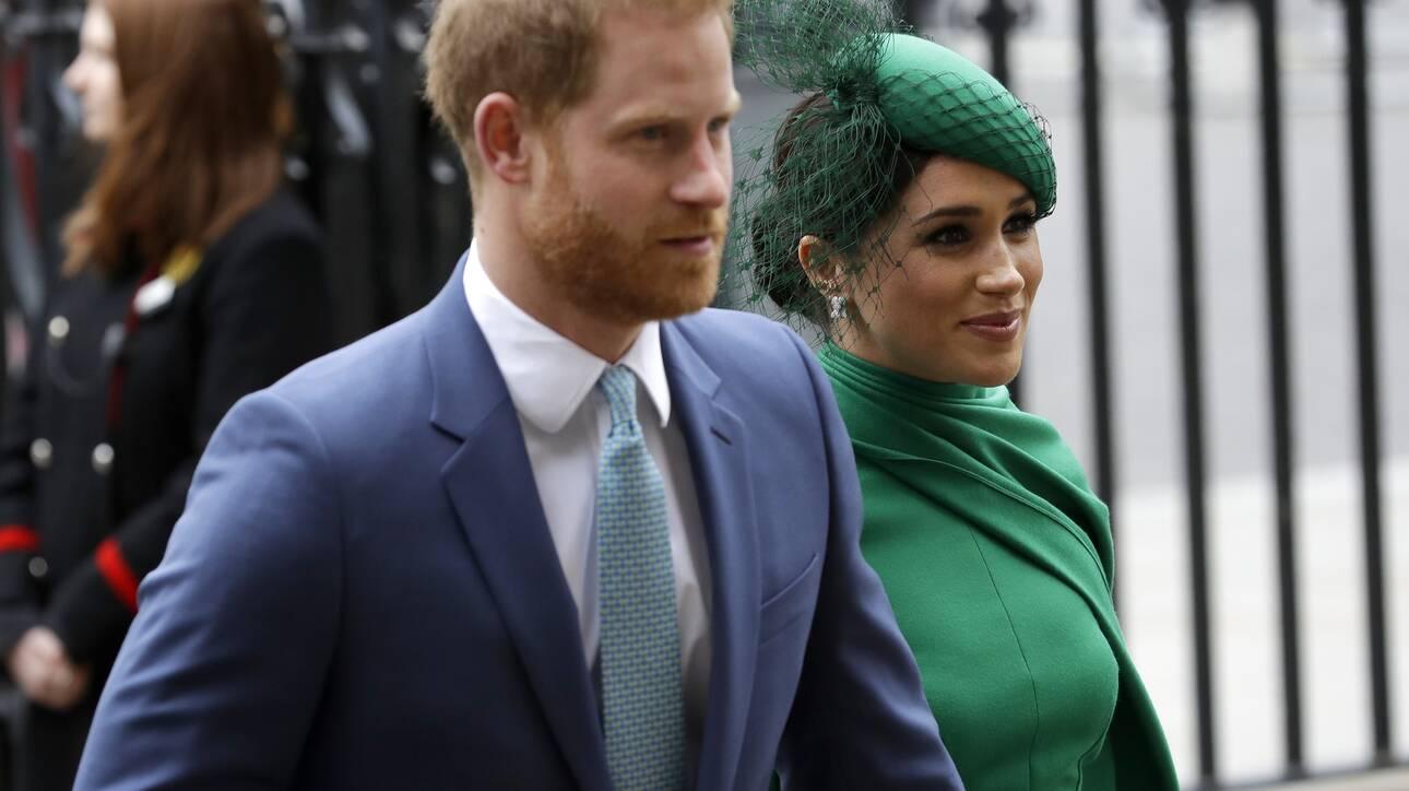 Μέγκαν και Χάρι: Η πρώτη εμφάνιση μετά την οριστική ρήξη με το παλάτι (vid)