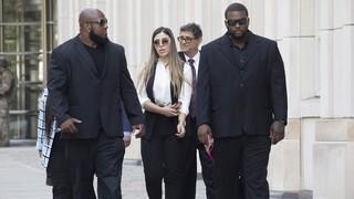 Συνελήφθη η σύζυγος του Ελ Τσάπο για διακίνηση ναρκωτικών